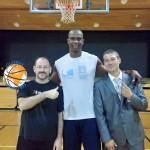Coach david Bonnel, IG et l'agent Kenny Horton